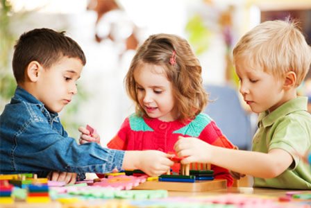 3 Year Old Program | New Odyssey Child Care
